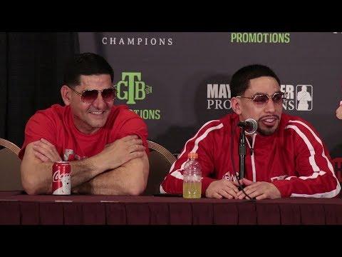 THE FULL DANNY GARCIA VS BRANDON RIOS POST FIGHT PRESS CONFERENCE VIDEO