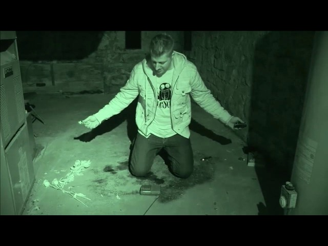 Real Demonic Possession in a Haunted House - Scary Found Footage Night 2
