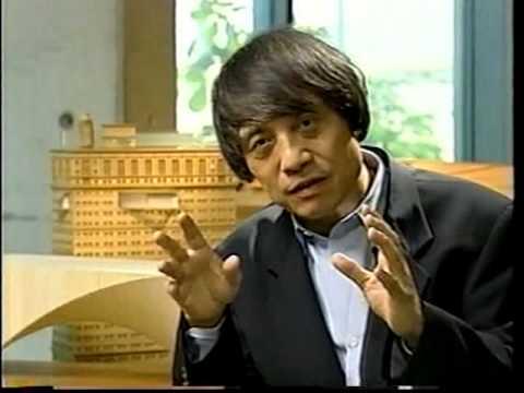 CNN Talk Asia Program-  Japanese Architect, Tadao Ando 安藤 忠雄, 1/3