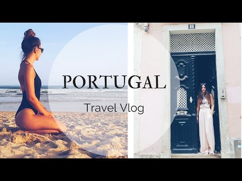 Portugal: Lisbon, Algarve | Travel Vlog | Owlipop Blog