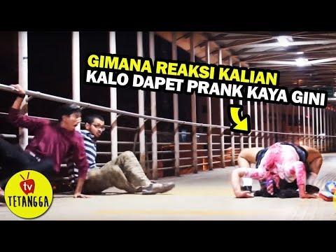 PRANK HOROR TERNIAT !! PRANK KAYA SHOOTING FILM BENERAN !! GOKIL BANGET