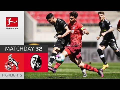 1. FC Köln - SC Freiburg | 1-4 | Highlights | Matchday 32 – Bundesliga 2020/21