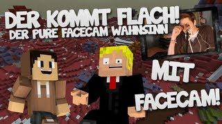 PVPDER KOMMT FLACH 2 DER PURE FACECAM WAHNSINN FACECAM GERMAN HD