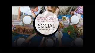 Social Dining Thursday @ The Cavendish | Bonnington's Night Brunch in Dubai