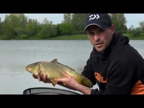 Bomb and Pellet with Tackle Guru Adam Rooney