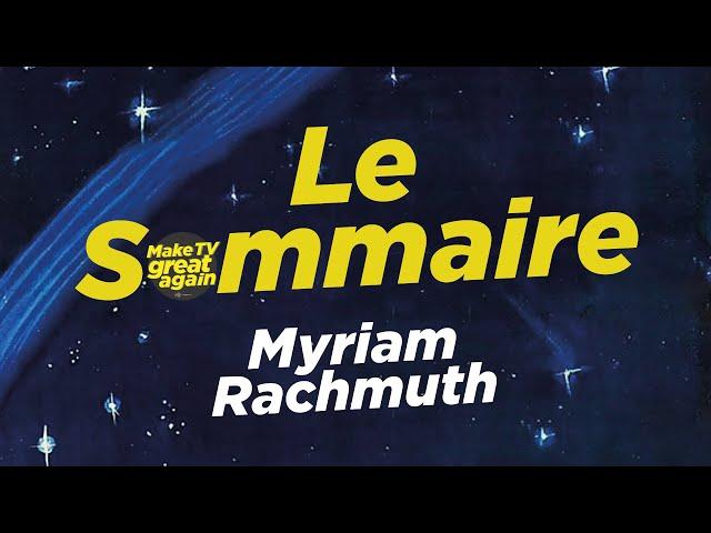 Le Sommaire par Spicher - Myriam Rachmuth