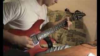 Flying In A Blue Dream - Joe Satriani (cover)
