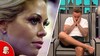Bianca Gascoigne cheats on Jamie O'Hara  | Celebrity Big Brother | Day 23