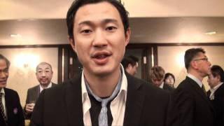 プロレス大賞2011──2012年1月12日、都内で開催された東京スポーツ新聞社...