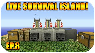 "★[LIVE!] MINECRAFT XBOX | ""SURVIVAL ISLAND"" 
