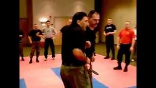 Steve Tarani Knife Takedown For LEO