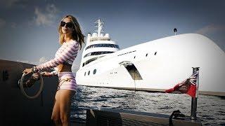 کیهان لندن - گرانترین اَبَرقایقهای شخصی، ویلاهای لوکس روی آب