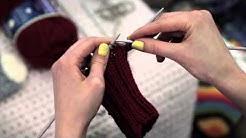 4. Villasukan kantalapun neulominen
