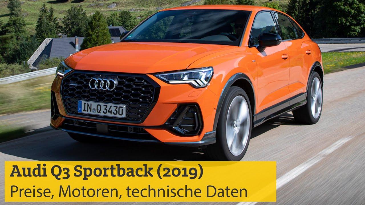 Audi Q8 Sportback (8) – Preise, Motoren, technische Daten | ADAC | audi family car