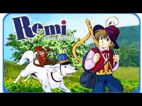 [Dessin animé] Remi sans Famille - YouTube