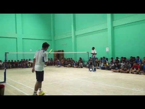 Arena'16 | Day3 Badminton Finals