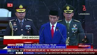 Pidato Jokowi Mengenai Nota Keuangan 2019 #1