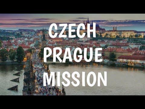 Czech Prague Mission