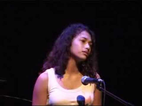 "Vanessa White sings with JRB - What It Means To Be a Friend from ""13"""
