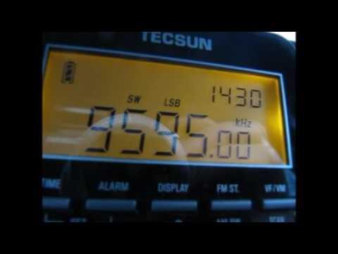 Weak UNID on 9595 kHz (Radio Nikkei presumed)