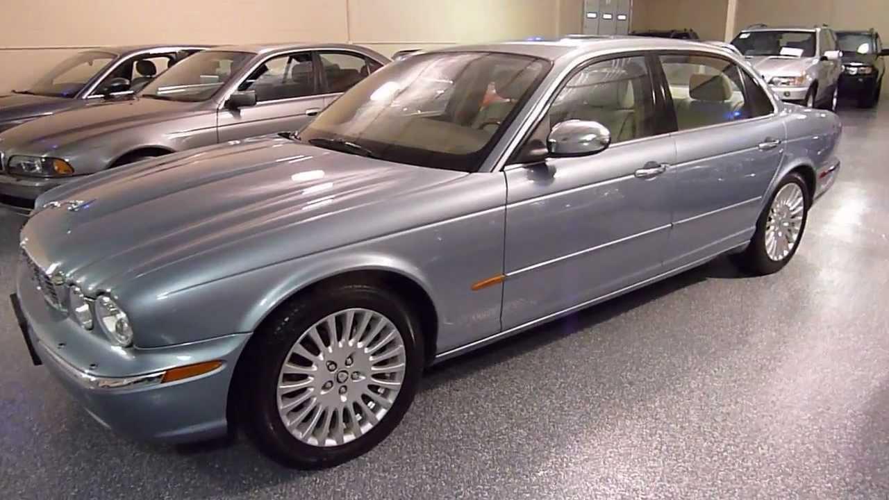Nice 2005 Jaguar XJ8 4dr Sedan VDP SOLD (#2227)   YouTube