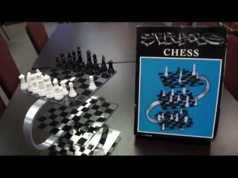 The Gamer's Grind: Strato Chess, Magician's Kitchen, Robo Rally