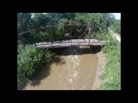 Old Bridge Luling, Texas