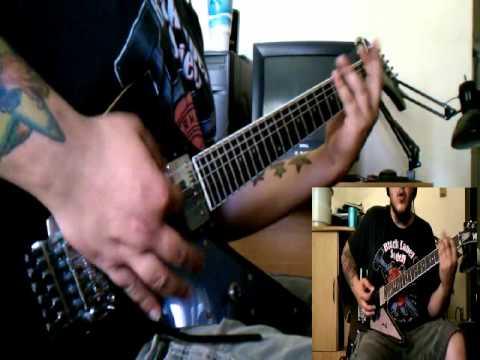 Damageplan - Save Me guitar cover - by ( Kenny Giron ) kG