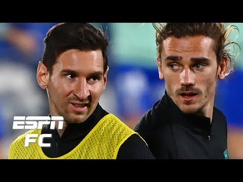 Lionel Messi's REGIME OF FEAR at Barcelona: How Antoine Griezmann struggled to fit in | ESPN FC