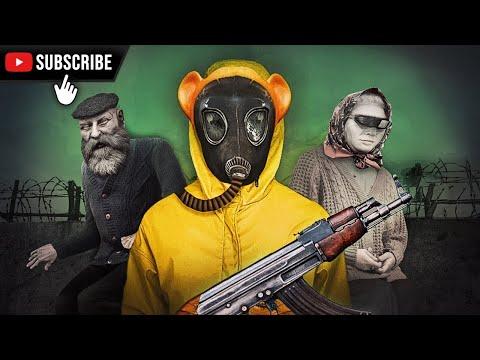 DJ Blyatman \u0026 XS Project - KALASHNIKOV (Official Video)