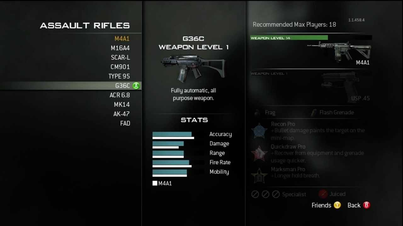 How to get all guns in mw3 multiplayer