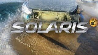 Ремонт фары, бампера и креплений Солярис Solaris