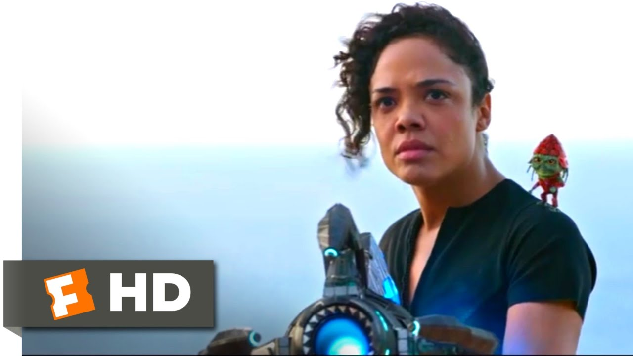 Download Men in Black: International (2019) - Nothing is Unkillable Scene (9/10)   Movieclips