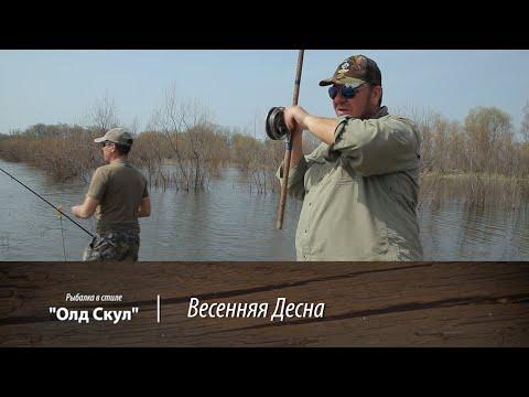 про рыбалку на десне