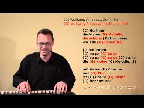 Gerald Lindinger: Unsre kleine Nachtmusik / C / schnell
