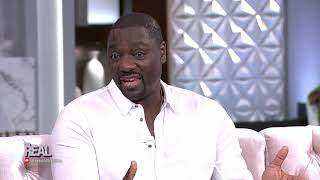 FULL INTERVIEW PART TWO Adewale Akinnuoye-Agbaje on His Childhood amp More
