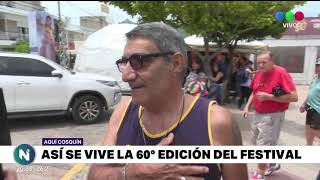 ASÍ SE VIVE LA 60° EDICIÓN DEL FESTIVAL DE COSQUÍN