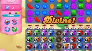 Candy Crush Saga   level 334 no boosters
