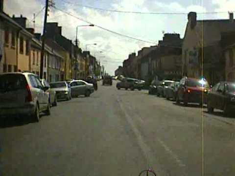 Milltown Malbay Town, Co. Clare, Ireland