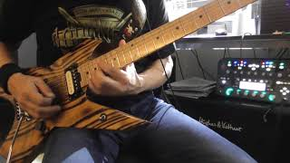 LOUDNESS / Soul On Fire_guitar cover LOUDNESS 検索動画 17