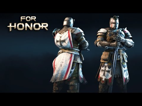For Honor - How to make a Templar Knight Outfit (Tutorial)