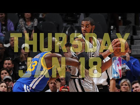 Download Youtube: NBA Daily Show: Jan. 18 - The Starters