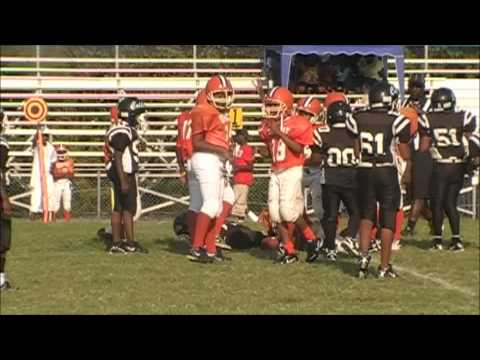 2011 Colts Midgets vs Sunset