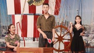 Hải Triều làm hai người đẹp Sĩ Thanh và Liêu Hà Trinh phấn khích với màn kêu lô tô ngẫu hứng 😍