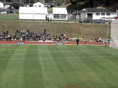 Senior Men 800m Heat 2 - 2015 NZ Track and Field Champs ...
