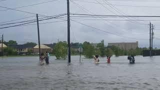 Huoston tx huracán HARVEY west bellfort.