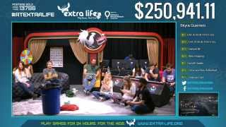 Rooster Teeth Extra Life 2015 Stream Hour 14