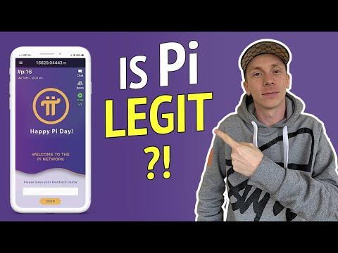 Is Pi Legit - Pi Network Review 🔴  Pi Invitation Code