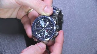 Seiko Astron GPS Solar Dual Time Watch Review | aBlogtoWatch