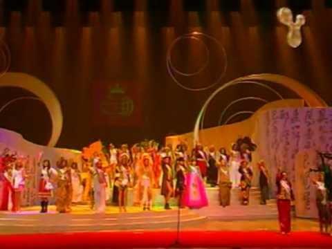 2004 Miss Tourism Queen International Pageant Part 1